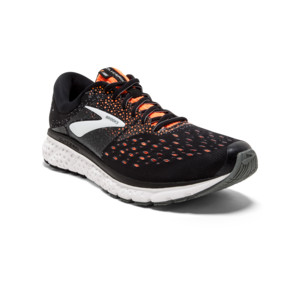 Brooks Glycerin 16 Homme Black/orange/grey