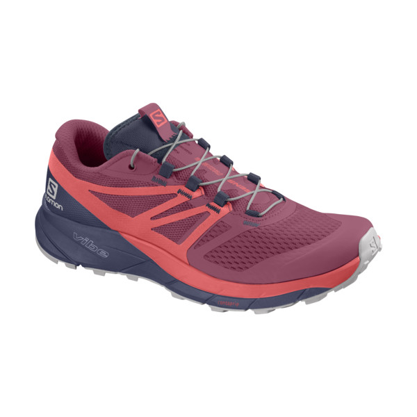 Salomon Sense Ride 2 Femme Malaga/dubarry/crown Blue