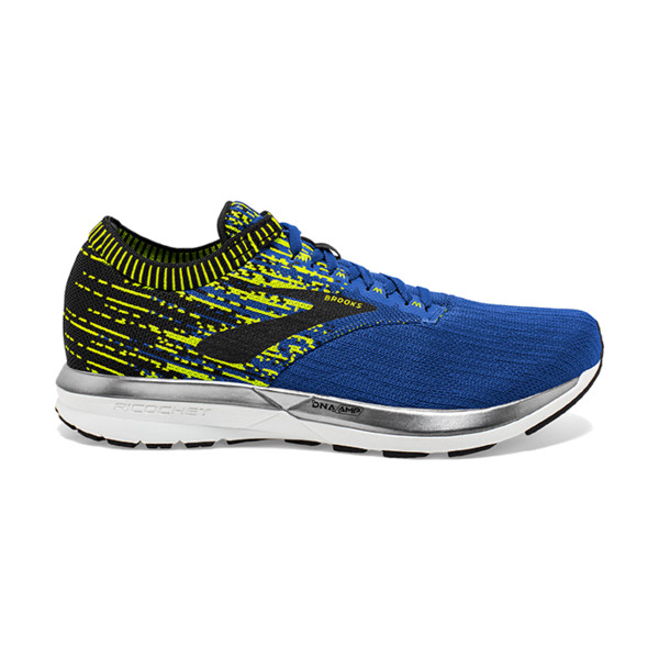 Brooks Ricochet Homme Blue/nightlife/black