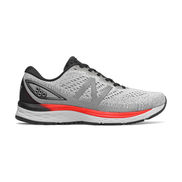 New Balance M880 V7 D Homme White / Black