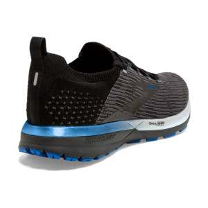 Brooks Ricochet 2 Homme Black / Grey / Blue