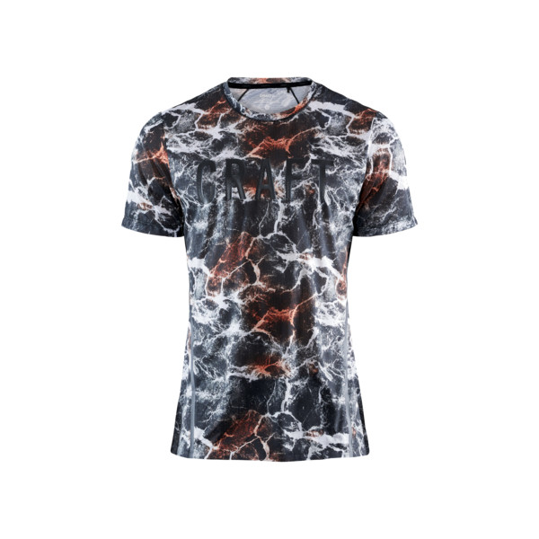 Craft TEE Vent Homme Multinoir