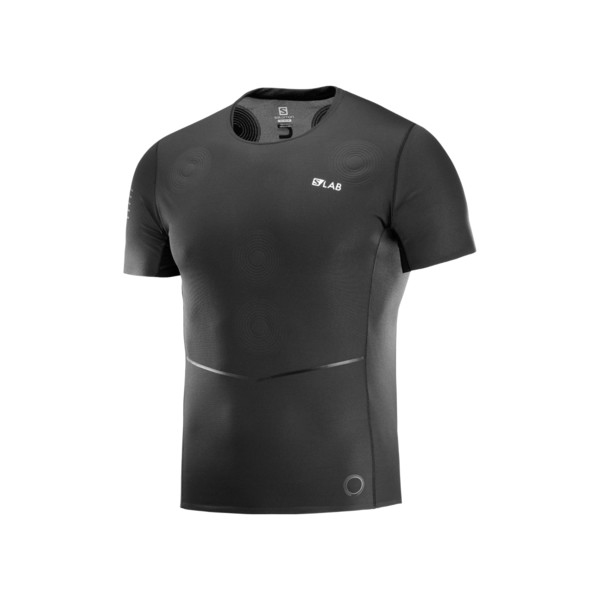Salomon S/LAB NSO T-shirt Homme Black