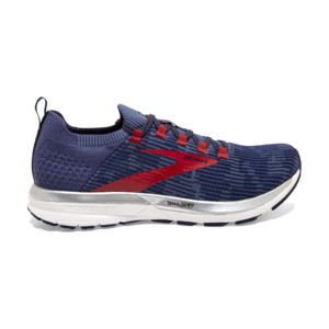 Brooks Ricochet 2 Homme Black / Grey / Black