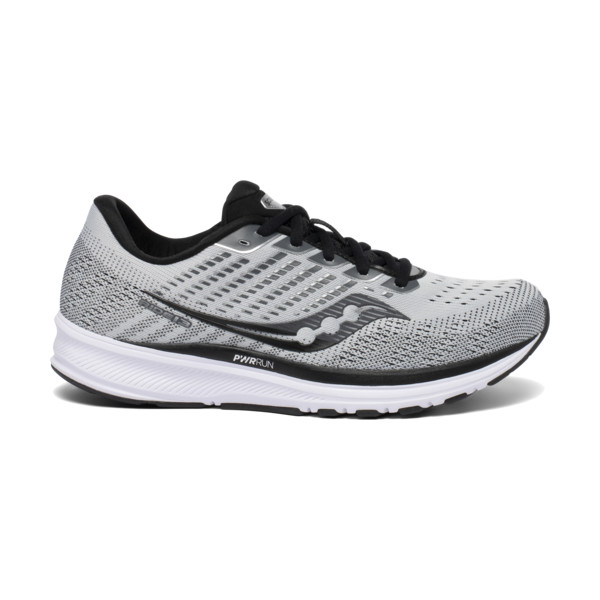 Saucony Ride 13 Homme Alloy / Black