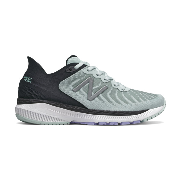 New Balance W860 Femme Grey / White / Green
