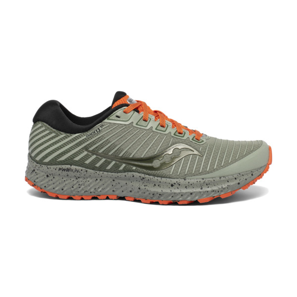 Saucony Guide 13 TR Homme Desert / Orange