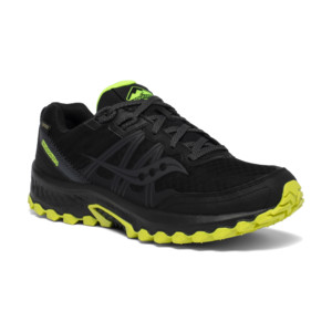 Saucony Excursion TR14 GTX Homme Black / Citron