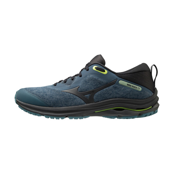 Mizuno Wave Rider TT 2 Homme Ghydro / Phantom / Lime Punch