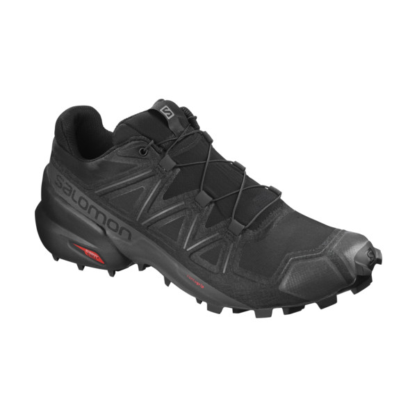 Salomon Speedcross 5 GTS Homme Black