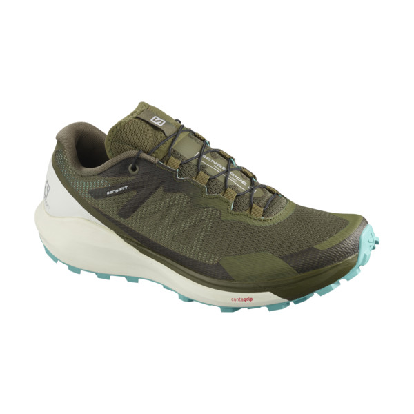 Salomon Sense Ride 3 Femme Olive Night