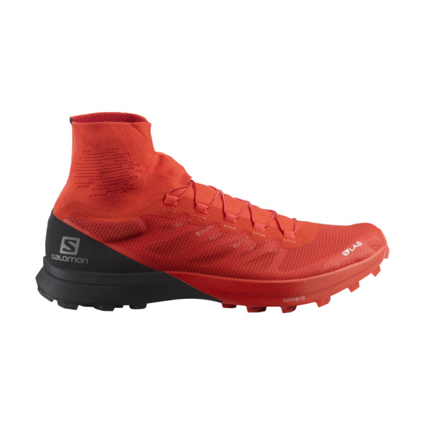 Salomon S/LAB Sense 8 SG Racing Red