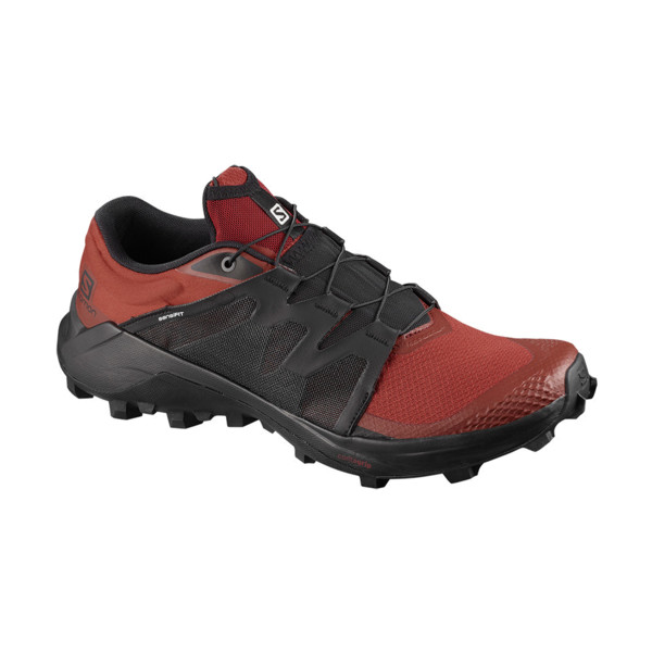 Salomon WILDCROSS Homme Red Ochre