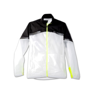Brooks CARBONITE JACKET Homme Luminosity