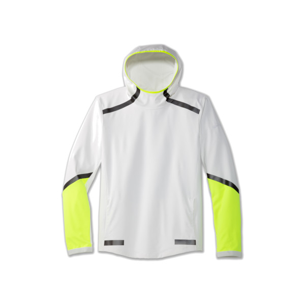 Brooks CARBONITE HOODIE Homme Luminosity
