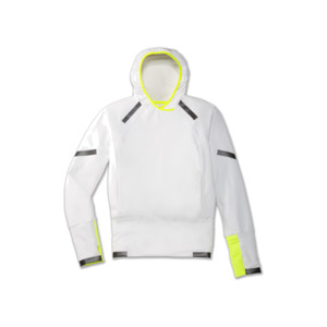 Brooks Carbonite Hoodie Femme Luminosity
