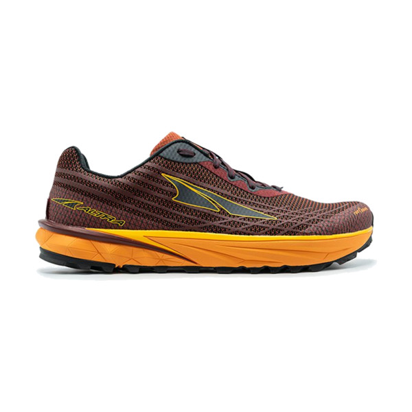 Altra M timp 2 Homme Dark Red/orange