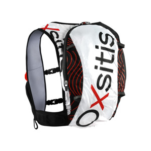 Oxsitis Pulse 8 White Black Red