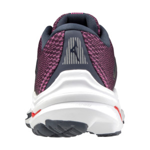 Mizuno Wave inspire 17 Femme India/pgold/ignitionred
