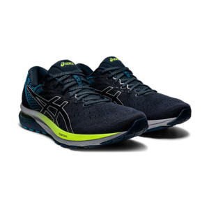 Asics Gel-Cumulus 22 Homme French Blue / Black