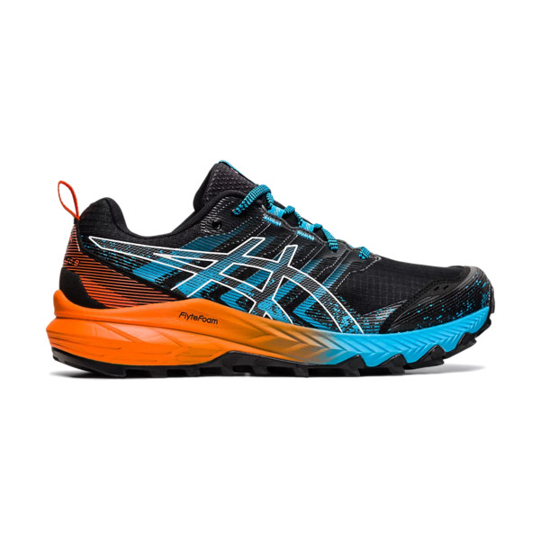 Asics Gel-Trabuco 9 Homme Black / White