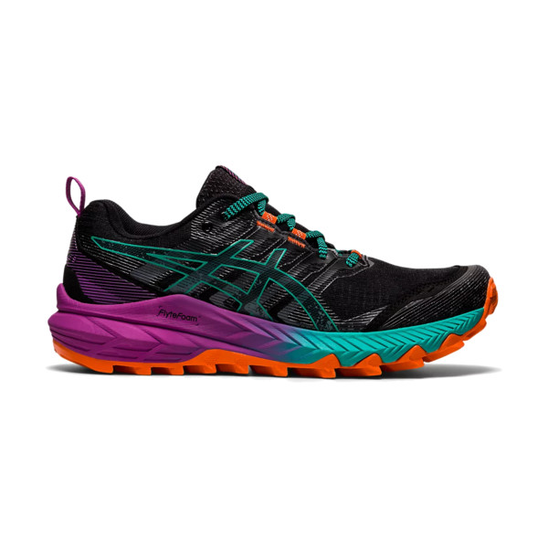 Asics Gel-Trabuco 9 Femme Black / Baltic Jewel