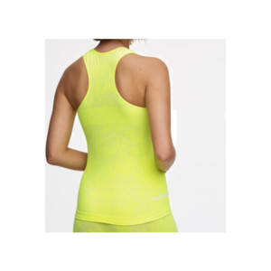 Kari Traa Butterfly Top - Base Layer Femme Jaune