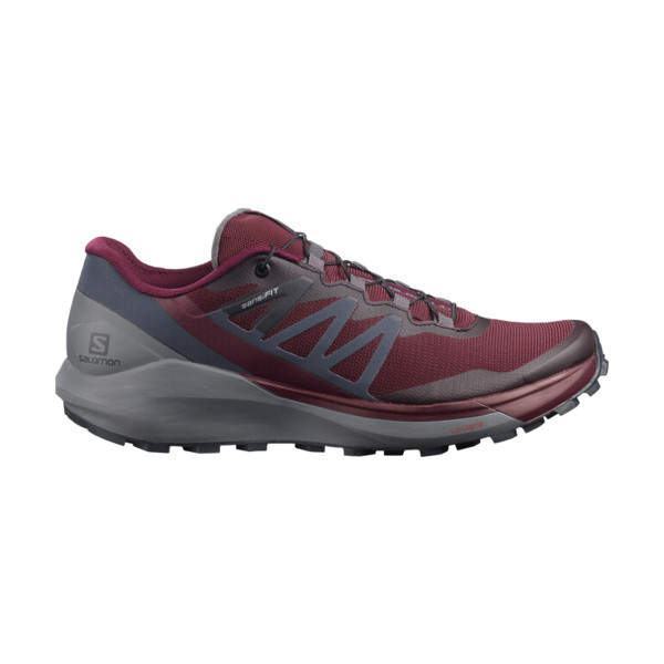 Salomon Sense Ride 4 Femme Wine Tasting / Quiet Shade / Ebony