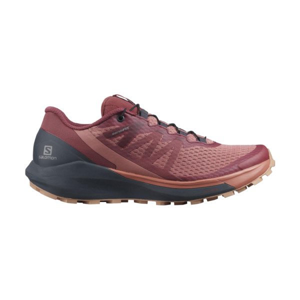 Salomon Sense Ride 4 Femme Brick Dust / India Ink / Sirocco
